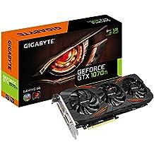 Gigabyte GeForce GTX 1070 Ti GAMING 8G (GV-N107TGAMING-8GD)