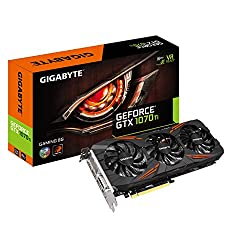 Gigabyte Geforce Gtx 1070 Ti Gaming 8g (Gv-n107tgaming-8gd)