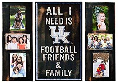 Fan Creations 3 Piece University of Kentucky All I Need Frame Set