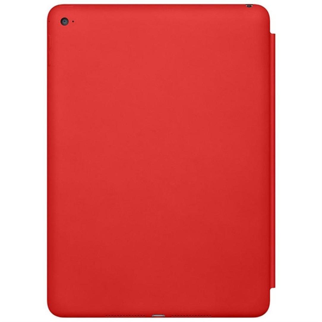 Rouge Yogogo Coque 2018 IPad 9,7 Pouces 2018 Protecteur,Utlra Fin avec Support Int/éGr/é Multi-Angle Fermeture Magn/éTique avec Mise en Veille Automatique pour Apple New IPad