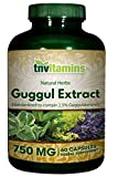 Guggul Extract – 750mg- 60 Capsules For Sale