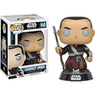 POP Star Wars: Rogue One - Chirrut Imwe: Funko Pop! Star Wars:: Toys & Games