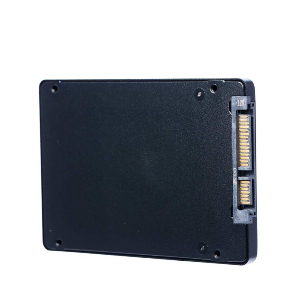 Nero Mobestech 480 g msata ssd Disco Rigido del Computer ssd Laptop sata3 Mini unit/à a Stato Solido Interne Notebook da 2,5 Pollici