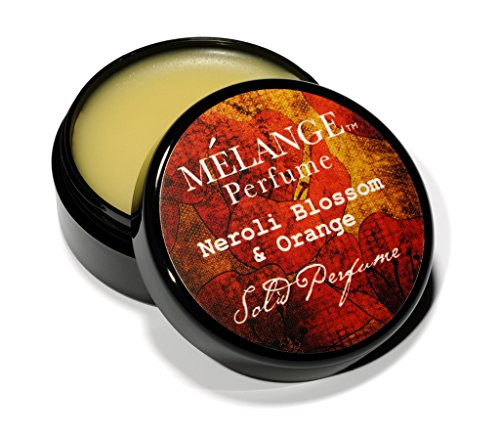 Melange Neroli Blossom & Orange Solid Perfume