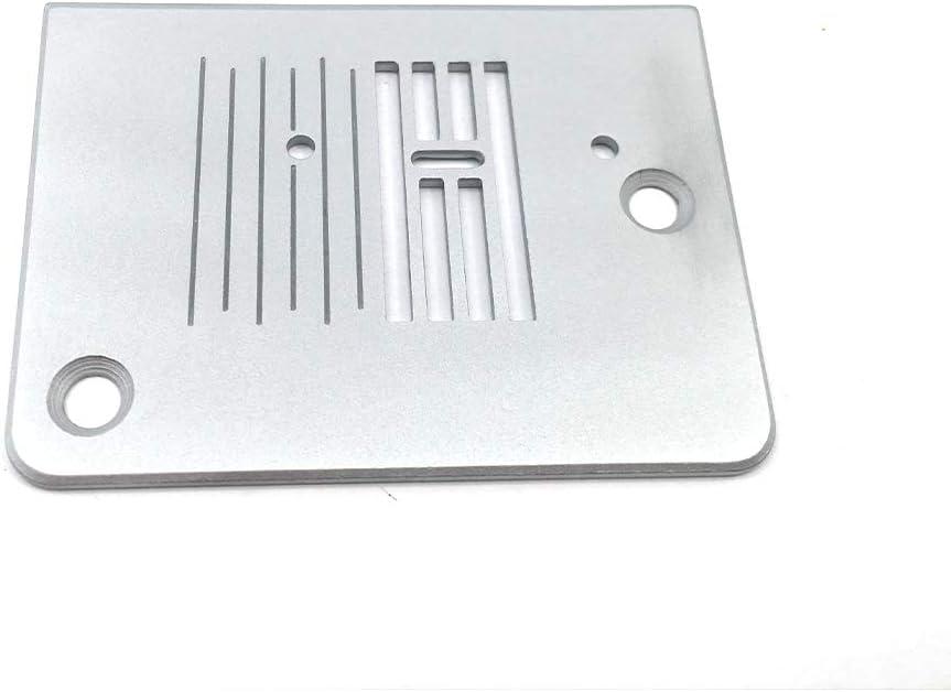 Placa de aguja LNKA Zig ZAG #V620033001 para Bernette 12 Singer ...