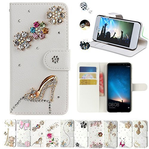 new styles 03663 7d32f Amazon.com: Huawei Mate 10 Lite Case,Mate 10 Lite Carry Case,AMASELL ...