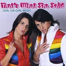 Girl-On-Girl Music