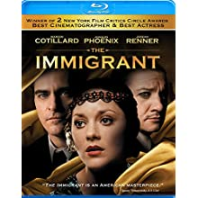 The Immigrant [Blu-ray] (2015)