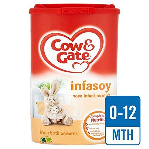 Cow & Gate Infasoy Leche en Polvo 900g