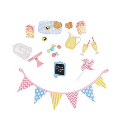 Our Generation Dolls Garden Party Doll (BD37305Z): Toys & Games