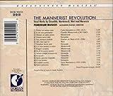 Mannerist Revolution