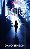 Legacy: A Christian Romantic Thriller (Crystal Book 9)