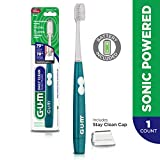 GUM Daily Clean Sonic Power Toothbrush