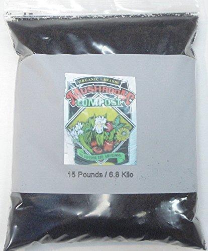 Mushroom Compost Lawn - 4