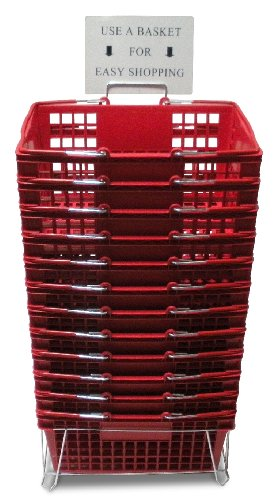 r-w-rogers-rwr-hdb-rd02stkt-red-hand-basket-set-includes-12-baskets-and-1-stand-sign-pack-of-12