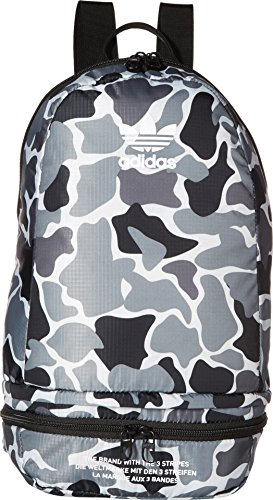 adidas Originals Packable Two-Way Backpack, Multicolor, One Size