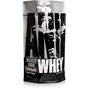 Universal Nutrition Animal Whey Isolate Loaded Whey Protein Powder Supplement, Chocolate, 10 Pound