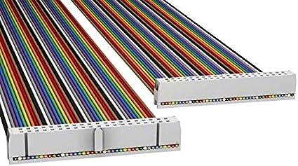 Pack of 25 HHKC40S//AE40M//HHKC40S IDC CBL H3CCS-4018M