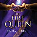 The Fire Queen: The Hundredth Queen, Book 2 Audiobook by Emily R. King Narrated by Lauren Ezzo, Scott Merriman