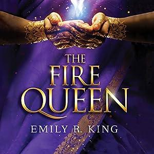 The Fire Queen Hörbuch