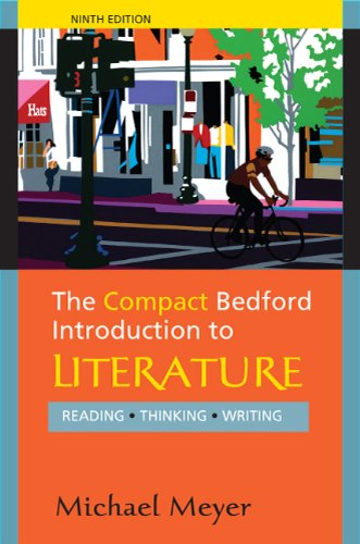 The Compact Bedford Introduction to Literature: Reading, Thinking, Writing thumbnail