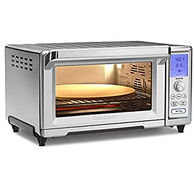 Cuisinart TOB-260N Chef's Toaster Convection Oven, Silver [DISCONTINUED]