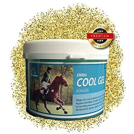 EMMA ♥ Gel Naturale del Cavallo a Base di Arnica Cura e unguento per Le  Gambe e6f515651923