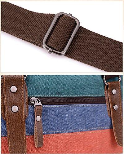 Toile 12 Bag Main Taille bandoulière à Lady Splice 1 en Sacs 33cm Crossbody Sac Couleur Version 35 1 à Sacs coréenne Uqg4O0xnwt