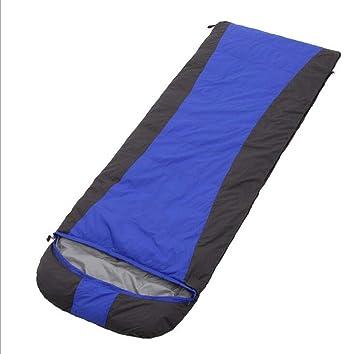 JSHFD Saco de Dormir, Sobre para Acampar al Aire Libre de Invierno con Saco de