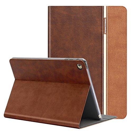 AUAUA iPad Mini 4 Case, iPad Mini 4 PU Leather Case with Sma