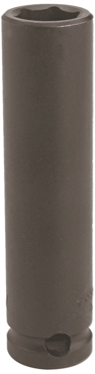 Stanley Proto J7010M 3/8-Inch Drive Deep Impact Socket, 10mm, 6-Point 6 Point