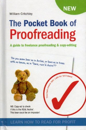 Ebook proofreading
