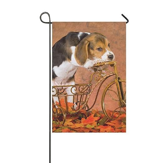 Decorativo para el hogar Doble cara Lindo Beagle Cachorro En ...