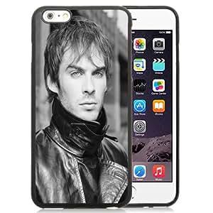 Fashion DIY Custom Designed iPhone 6 Plus 5.5 Inch Phone Case For Ian Joseph Somerhalder Phone Case Cover