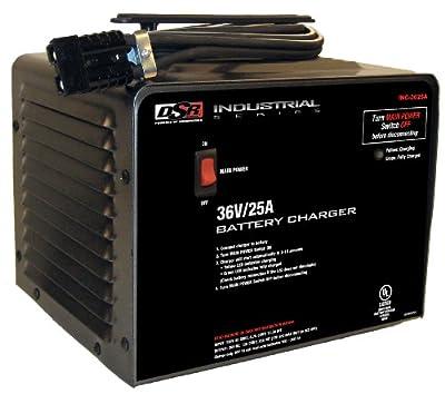 Schumacher INC-3625 DSR Industrial 36V Golf Cart Battery Charger