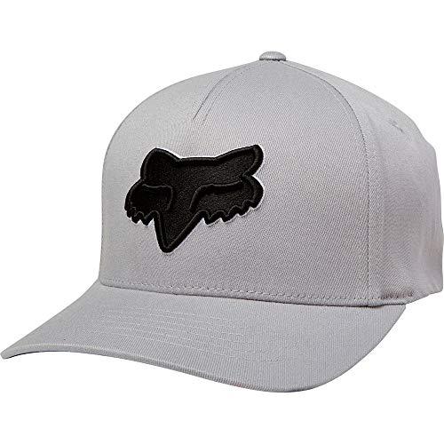 Fox Men's Epicycle Flexfit HAT, Steel Gray, S/M