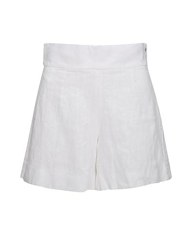 Witty Knitters - Falda - para mujer Optic White L