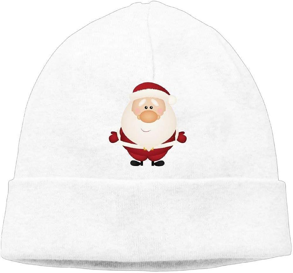Go Ahead boy Unisex Cartoon Santa Claus Classic Fashion Daily Beanie Hat Skull Cap