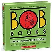 Bob Books Set 4- Complex Words (Box Set)