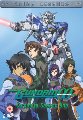 Gundam 00 - Complete Season One - Anime Legends [DVD] [Import anglais] -