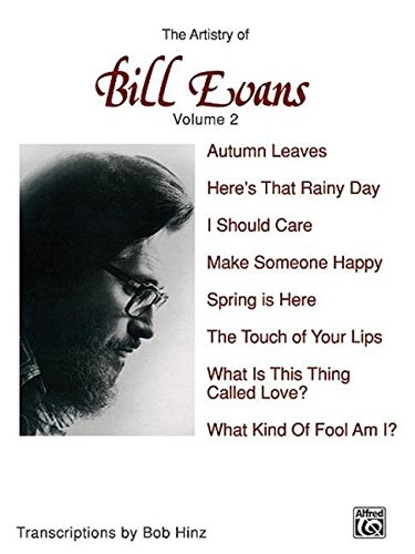 The Artistry of Bill Evans, Vol 2