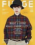FUDGE(ファッジ) 2016年 9月号