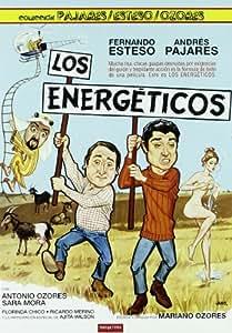 Los Energeticos [DVD]