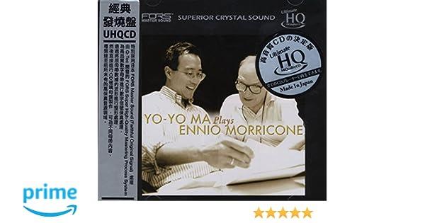 Plays Ennio Morricone: Yo-Yo Ma: Amazon.es: Música