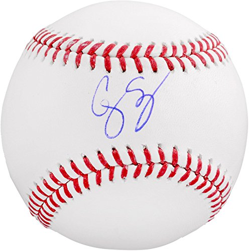 Corey Seager Los Angeles Dodgers Autographed Baseball - Fanatics Authentic Certified - Autographed Baseballs ()