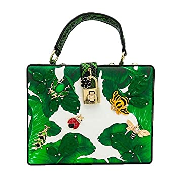 49aa979747 Amazon.com  Ladies Fashion Design Tote Hand Bag