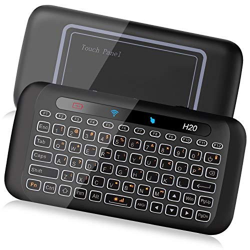 7 keyboard with touchpad - 6