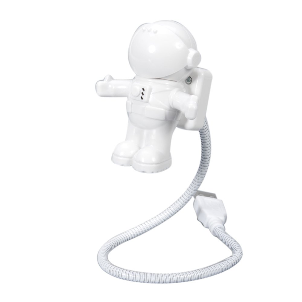 Astro Light Usb - Poseable Spaceman Light LYSB00FGWM8Y8-CMPTRACCS