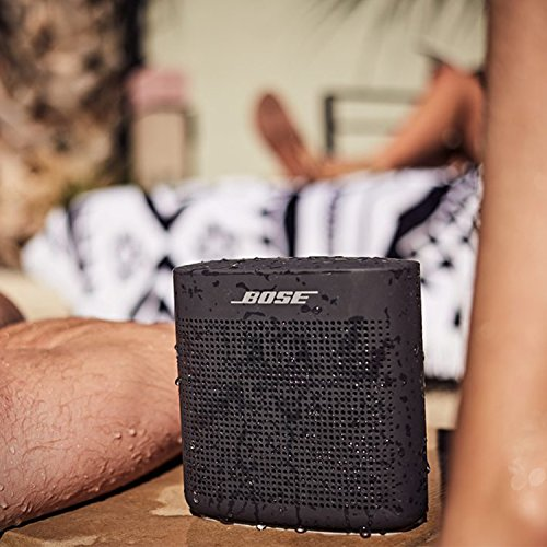 Bose 752195-0100 SoundLink Color Bluetooth speaker II – Soft black