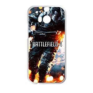 Battlefield soldier Cell Phone Case for HTC One M8